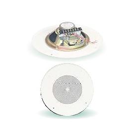 bogen ceiling speaker w volume control s86t725pg8wvk. Black Bedroom Furniture Sets. Home Design Ideas